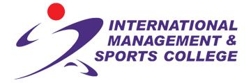 INTERNATIONAL MANAGEMENT & SPORTS COLLEGE