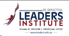 Leaders Institute Australia